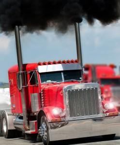 smoke-truck